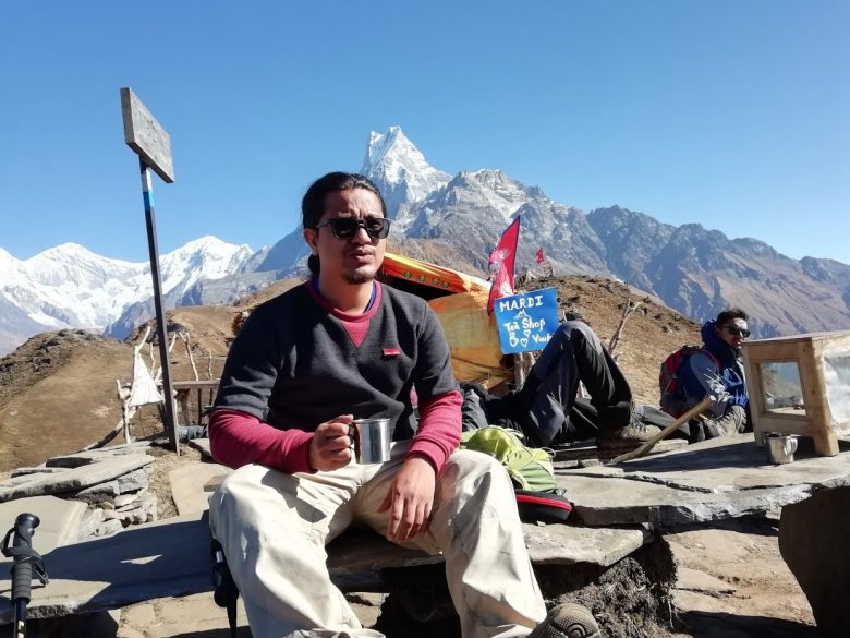 Prasidhda Malla - Machhapuchhre Himal - Mardi Himal Trek